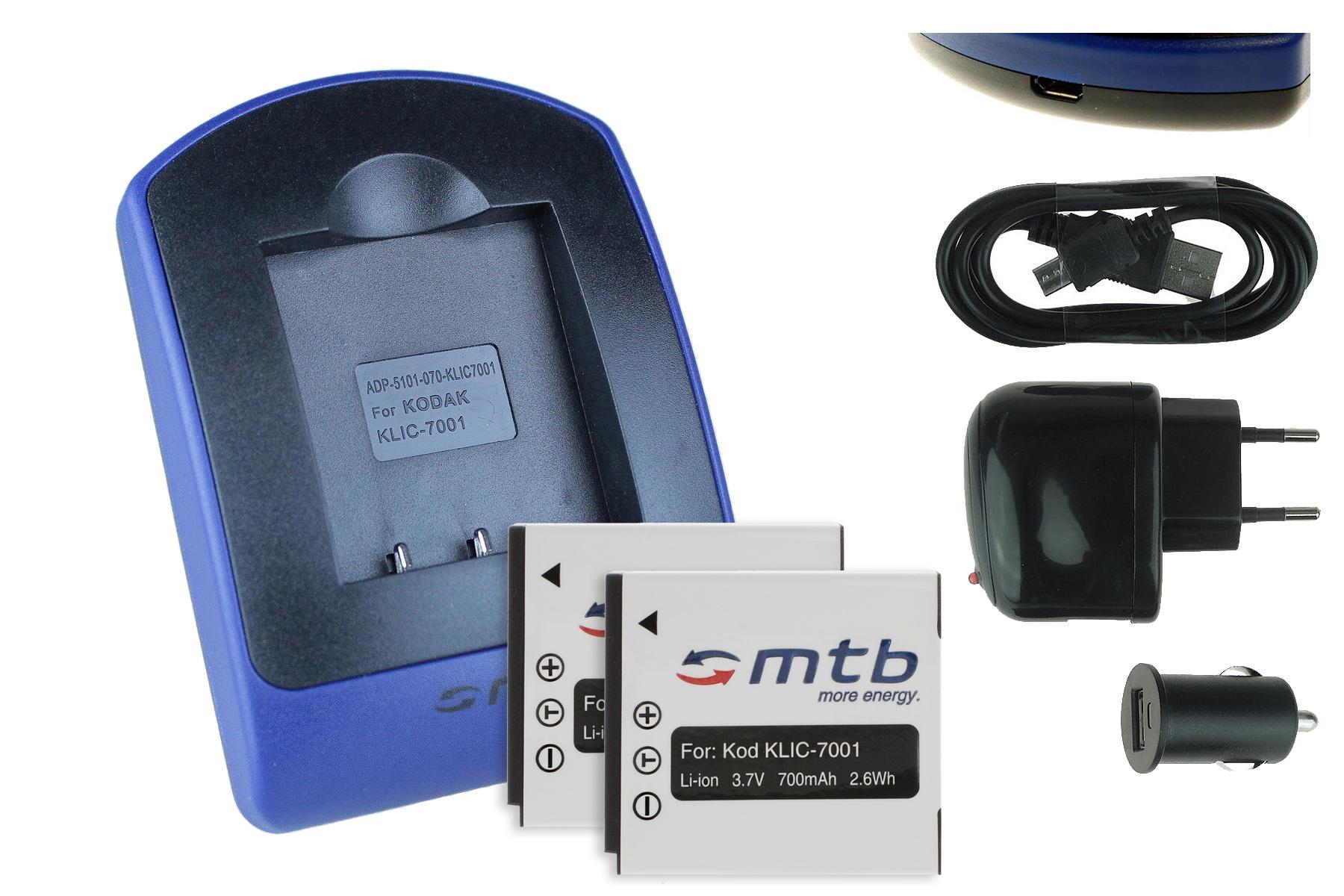 2x batterie usb caricatore per silvercrest sca a1 for Caricabatterie lidl