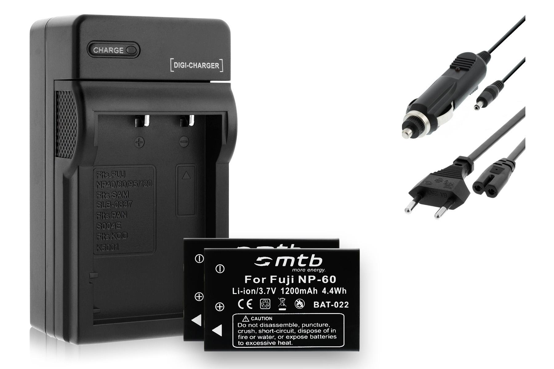 CAMCORDER AKKU-LADEGERÄT MICRO USB für Jay-Tech Videoshot DVH24