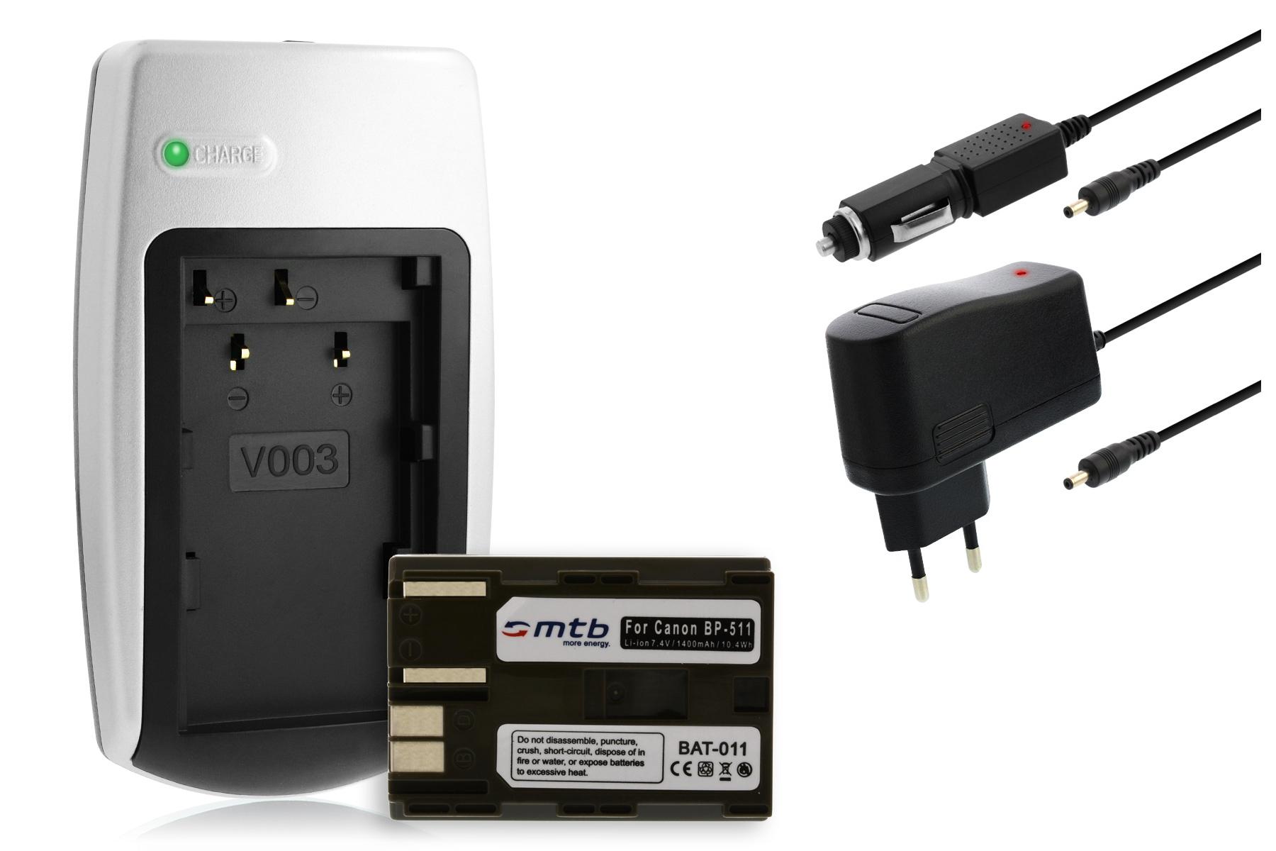 chargeur batterie pour canon eos 5d 10d 20d 20da 30d. Black Bedroom Furniture Sets. Home Design Ideas